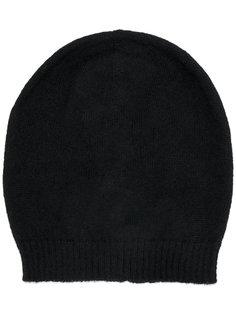 ребристая вязаная шапка Rick Owens