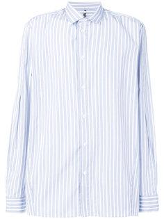 рубашка в полоску Oamc