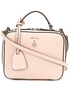 мини-сумка Laura с верхней ручкой Mark Cross