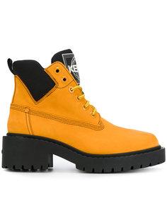 ботинки на шнуровке Kenzo