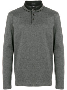 polo sweatshirt Boss Hugo Boss