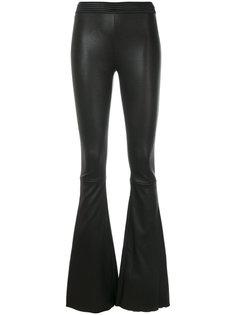расклешенные брюки  Drome
