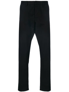 брюки-чинос узкого кроя Ami Alexandre Mattiussi