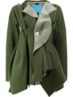 присборенное пальто  Undercover