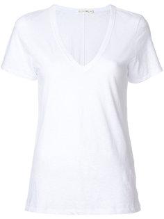футболка с V-образным вырезом  Rag & Bone
