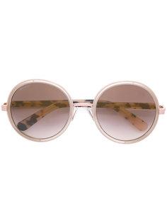 солнцезащитные очки Andie Jimmy Choo Eyewear