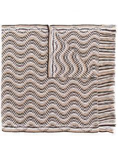 трикотажный шарф M Missoni