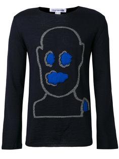 джемпер с рисунком Comme Des Garçons Shirt