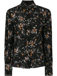 рубашка с цветочным принтом Salina Isabel Marant