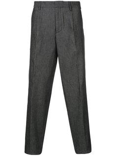 плиссированные брюки Kolor