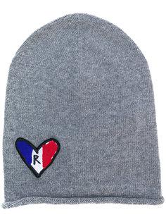 вязаная шапка с логотипом Rossignol