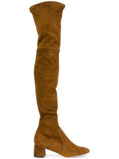 ботфорты с закругленным носком Parallèle