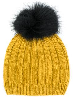 шапка с помпоном Joseph