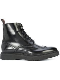 ботинки на шнуровке Dior Homme