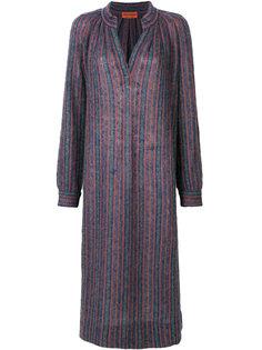 платье-туника в полоску  Missoni Vintage