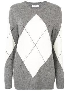свитер с ромбом  Equipment