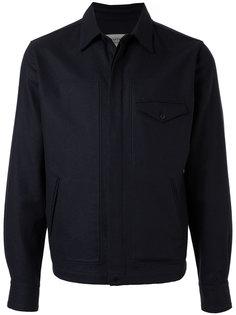классическая куртка-бомбер Kent & Curwen