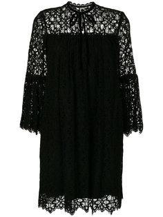 кружевное платье Eclipse Temperley London