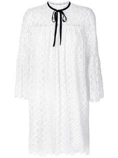 короткое кружевное платье Eclipse Temperley London