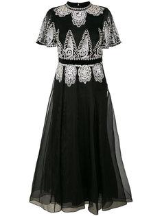 вечернее платье Empire Show Temperley London