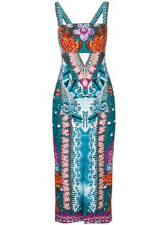 платье на лямках Pipe Dream Temperley London