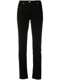 джинсы скинни Medusa Versace