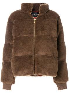укороченная куртка на молнии Stine Goya