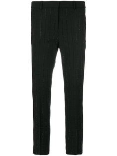 брюки с отделкой стразами  Filles A Papa