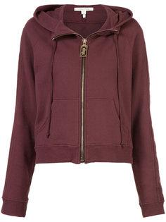 zipped drawstring hoodie Marc Jacobs