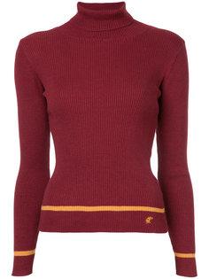 свитер с воротником-воронка Loveless