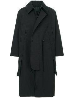 длинное пальто Craig Green