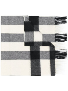 клетчатый кашемировый шарф Burberry