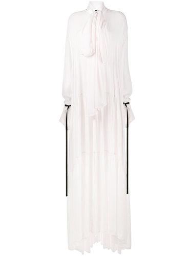 платье макси 'Ewing Rosy' Ann Demeulemeester