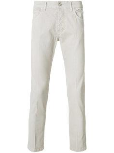 джинсы кроя слим Entre Amis