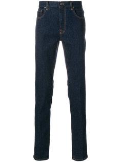 джинсы кроя слим Z Zegna