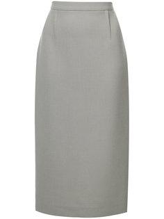 юбка-карандаш с завышенной талией Roland Mouret