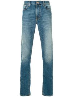 джинсы прямого кроя Lean Dean Nudie Jeans Co