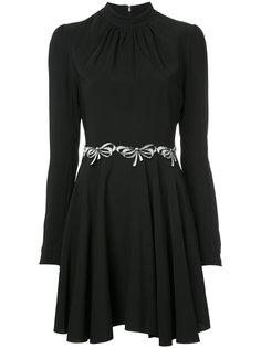 платье с бантами Giamba