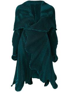 оверсайз-пальто со складками  Issey Miyake