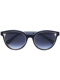 """солнцезащитные очки Bl2507 в оправе """"кошачий глаз"""" Balmain"""