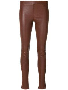брюки скинни  Theory