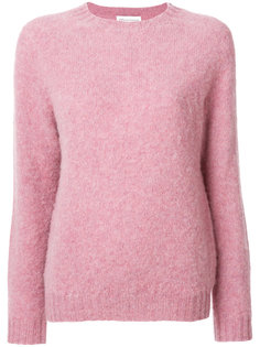 фактурный свитер с круглым вырезом Officine Generale