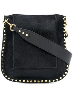 сумка через плечо с заклепками Isabel Marant