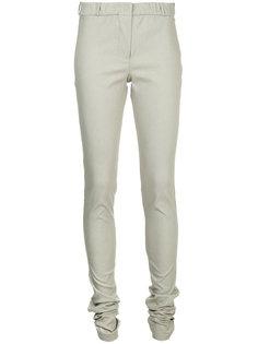 брюки с накладными карманами  Taylor