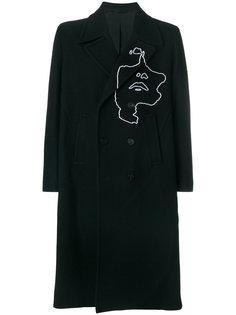 двубортное пальто Siouxsie Neil Barrett