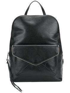рюкзак с карманом-конвертом Rebecca Minkoff