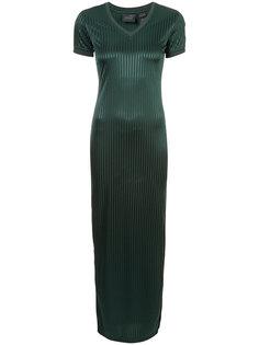 длинное платье с V-образным вырезом Fenty X Puma