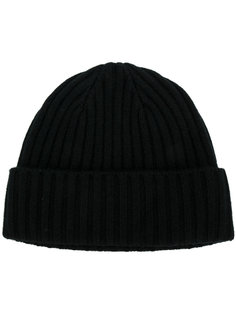шапка в рубчик N.Peal