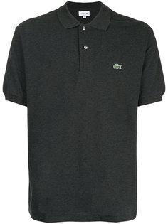 футболка-поло с заплаткой с логотипом Lacoste