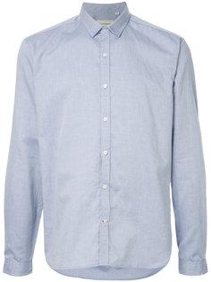 рубашка с косым воротником Clerkenwell  Oliver Spencer